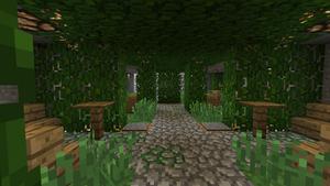 -MC- Pit City: Underground Gardens by Sareth1337