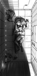 Station Engineer - Cubicle Kisses by Sareth1337