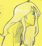 Yellow Sketch 002