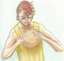 You, defiant boy. by JillArth