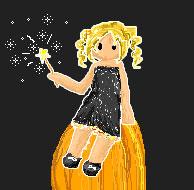 sparkles by merigold