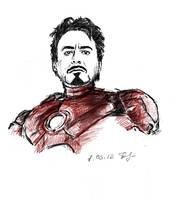 Iron man. *_* by EmiraMaynard