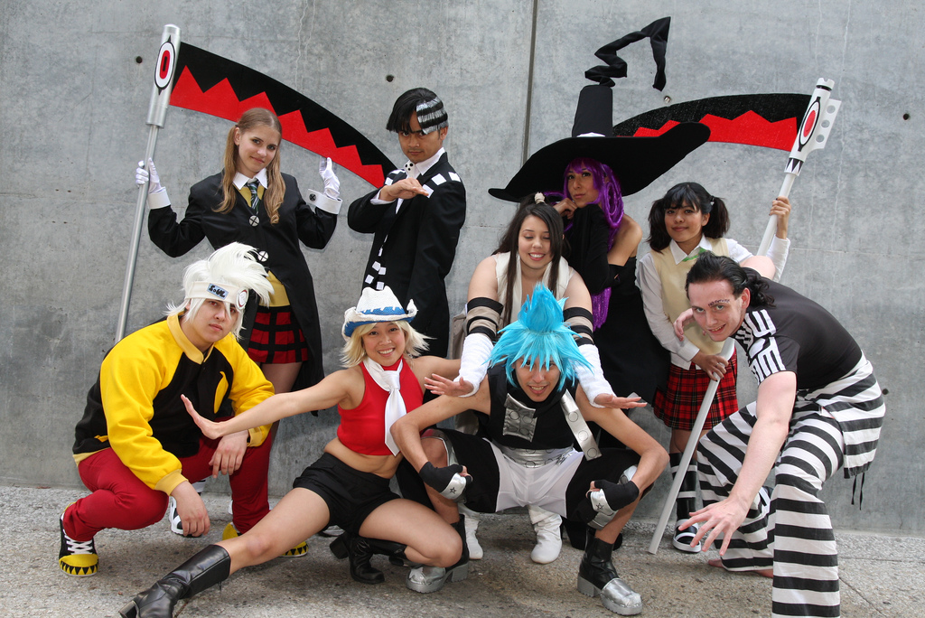Soul eater cosplayers pictures - don omar ayer la vi hd wallpaper