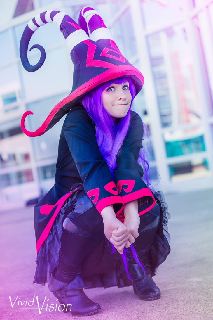 Wicked Lulu by vensii