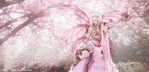 'cherry blossom fairy'