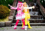 Cure Melody and Cure Muse
