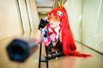 Yoko shooter girl