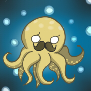 It's Octo-Mustache time! by Shori-Sama