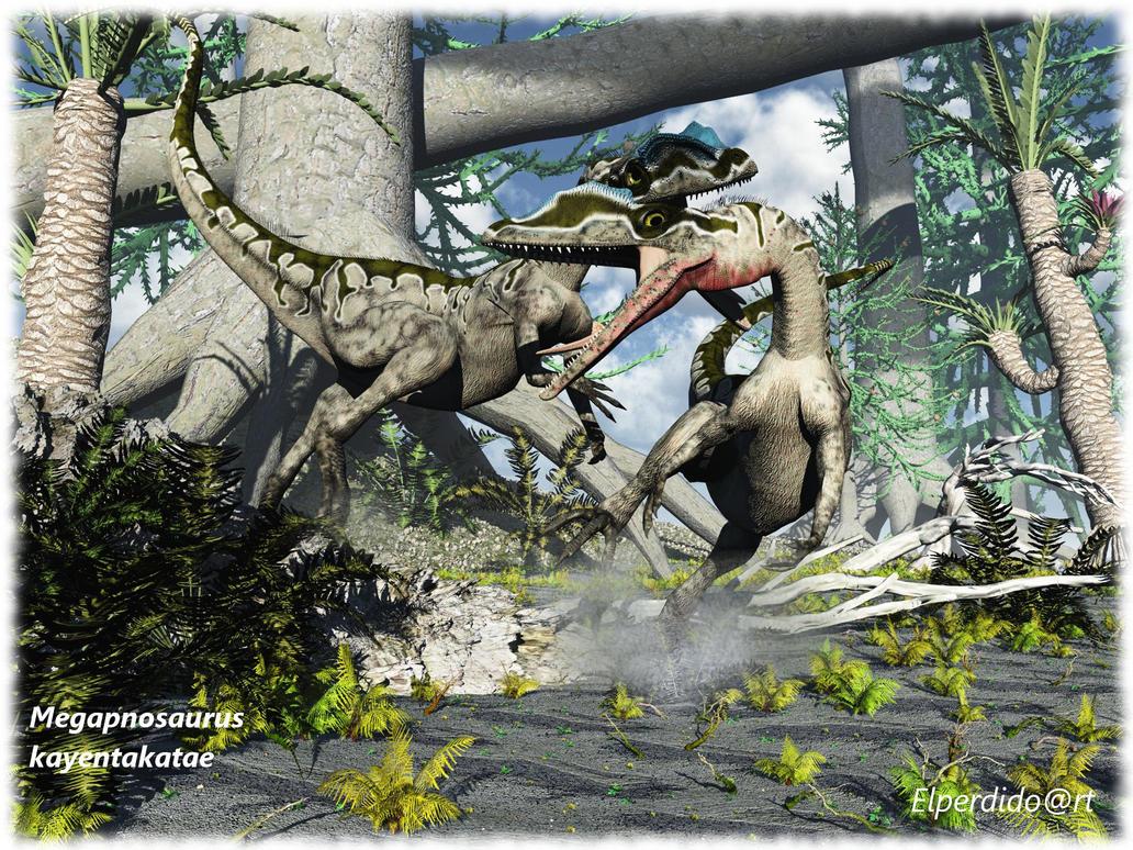 Megapnosaurus kayentakatae by Elperdido1965