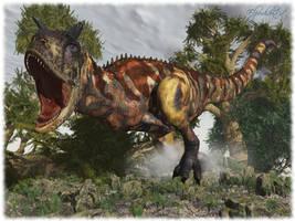 carnotaurus by Elperdido1965