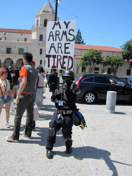 Fanime 2012 - My Arms Are Tired