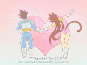 +Happy New Year+ by Gokuran