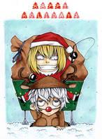 DN: Happy Holidays II by Hani7