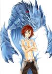 Blue Dragon Ral Grado
