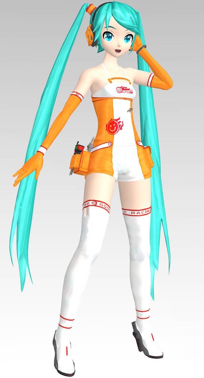 MMD DTE (03) Rin Style DL by MisakiGalhardo on DeviantArt