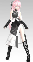 MMD PDAFT Conflict Luka Dl by Rin-Chan-Now