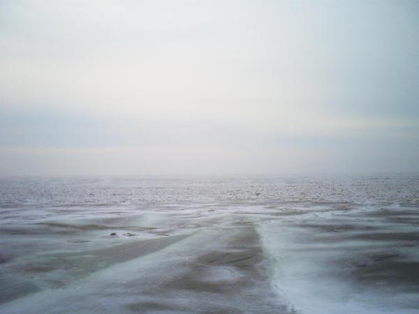 Lake Ice I by KiwiRose-Stock