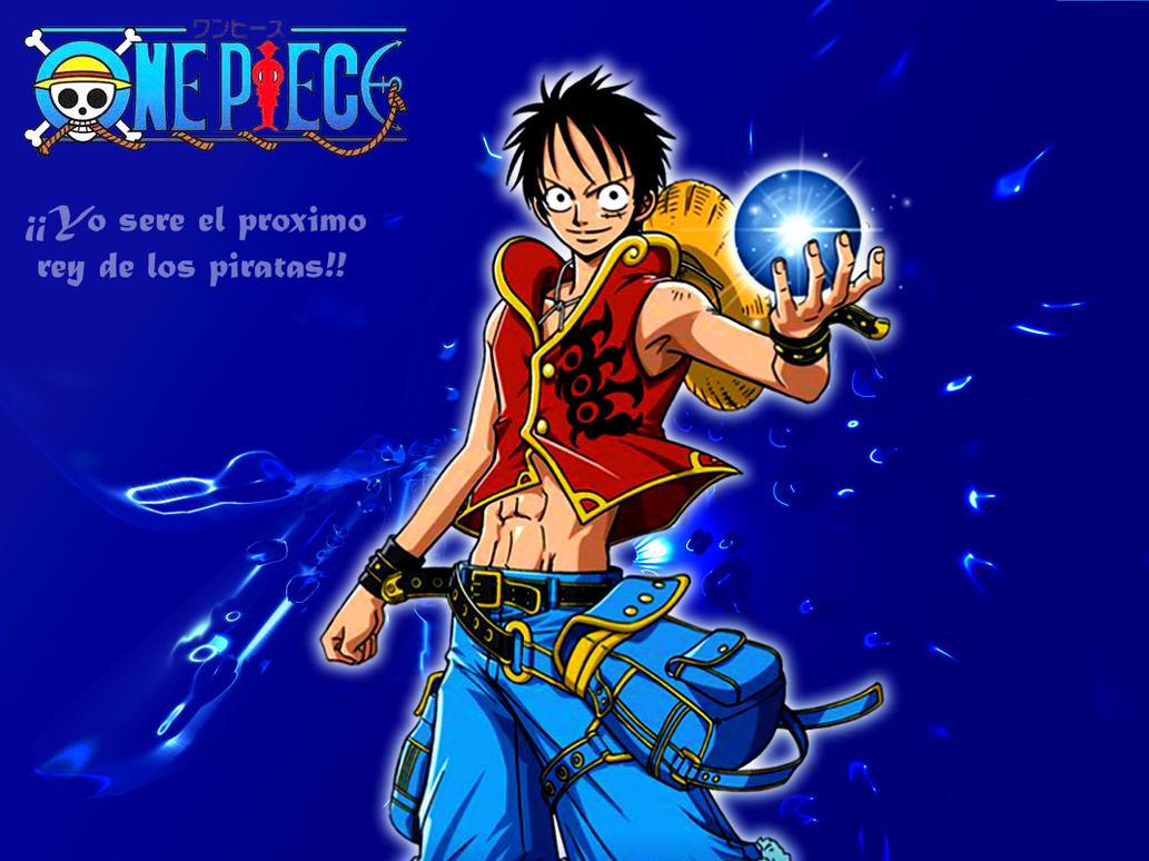 One Piece Luffy By Titaniaerza