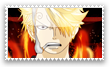 sanji One piece stamp by titaniaerza