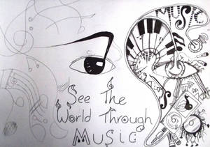 See the world through music