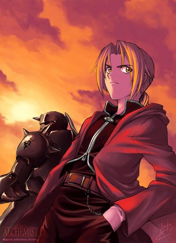 Fullmetal Alchemsit Fanart :D by asuka111
