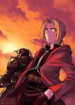 Fullmetal Alchemsit Fanart :D