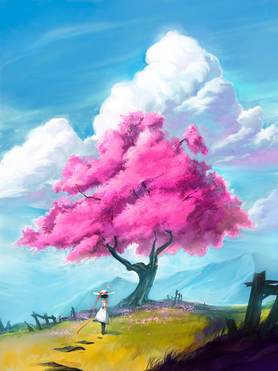 SAKURA by asuka111