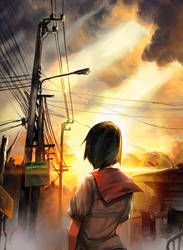After Rain by asuka111