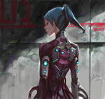 Cybernetic suit