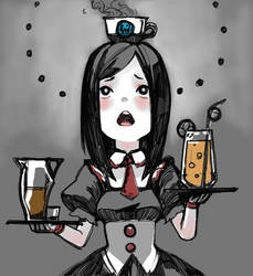 Waitress by asuka111