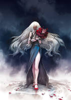 The Phantom woman by asuka111