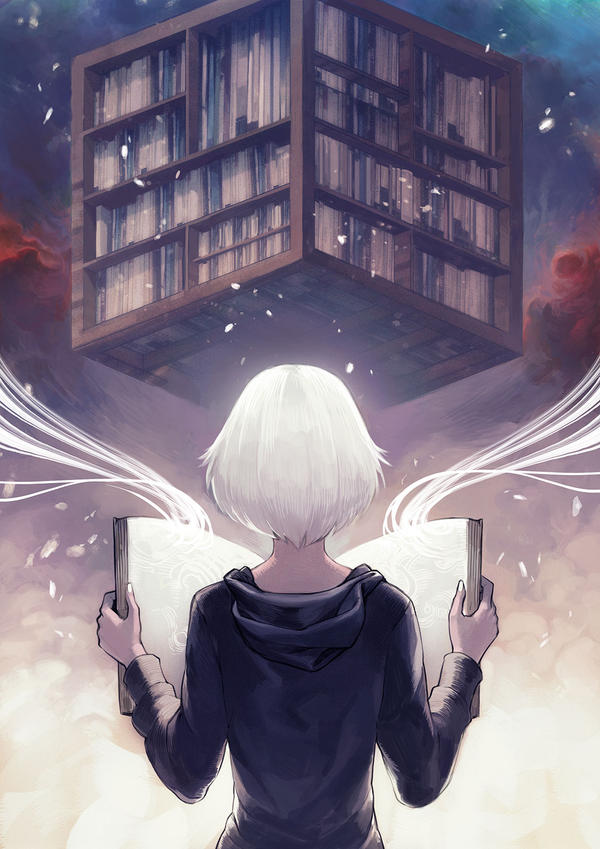 The Library by asuka111