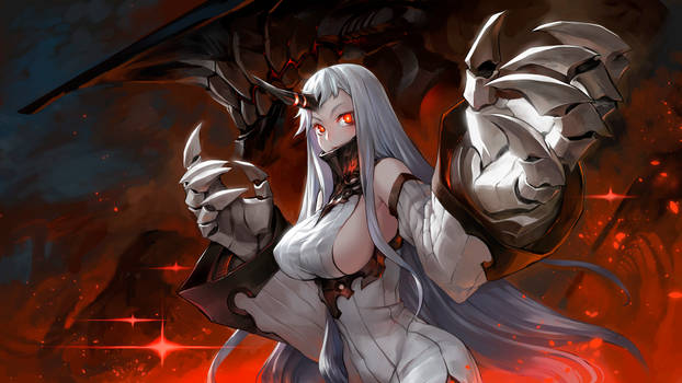 Seaport Hime Kantai Collection fan art by asuka111