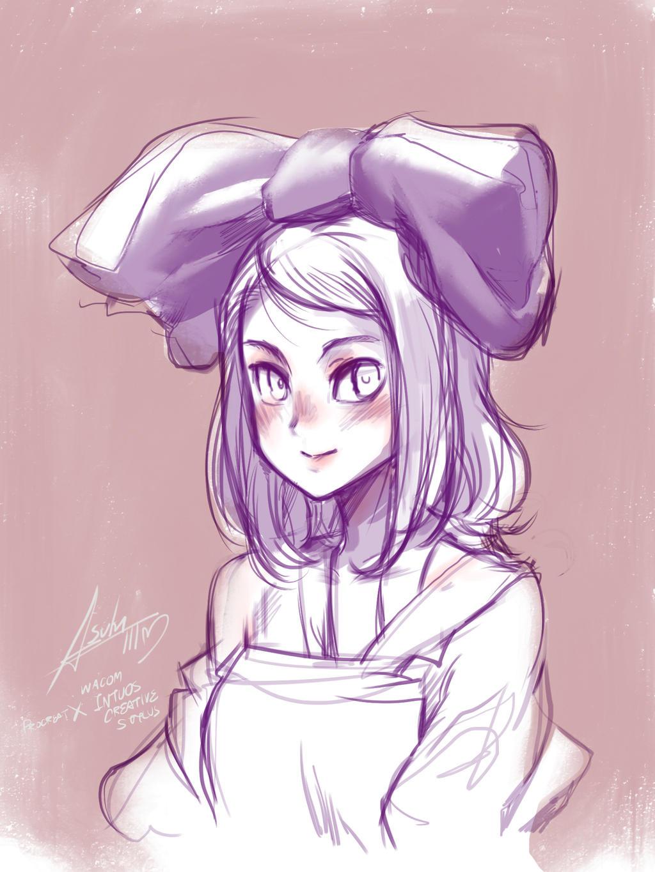 141218 Sketch by asuka111