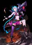 Jinx - league of legends