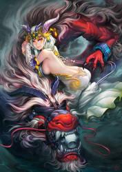 Master and Slave by asuka111