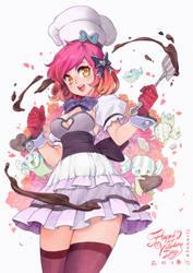 Happy Valentine Day 2018 by asuka111