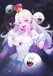 King Boo Princess