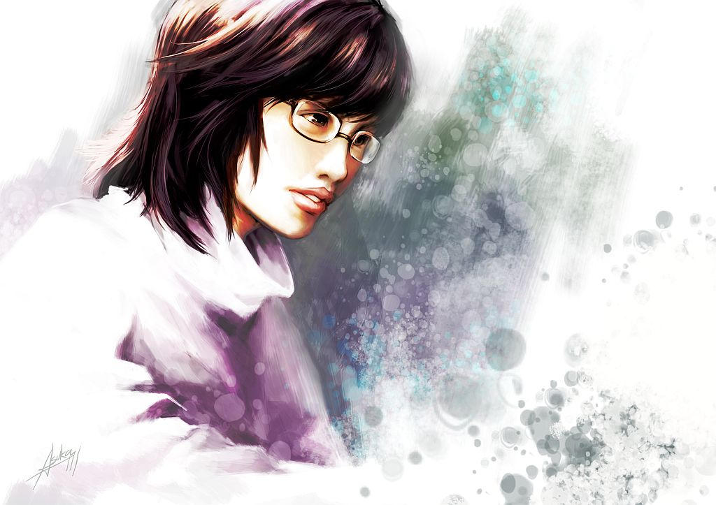 Красивые рисунки аниме