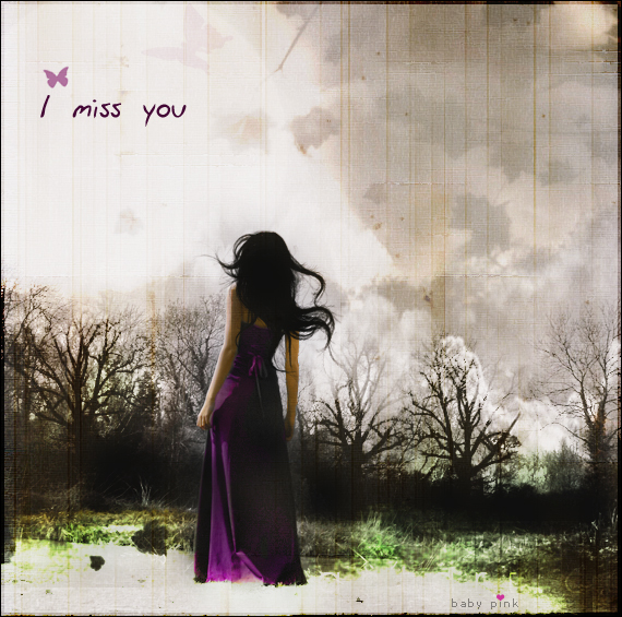 I miss you too baby in spanish