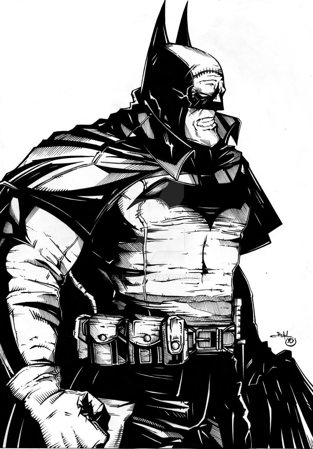 Batman Gotham By Gaslight By Glebik On Deviantart