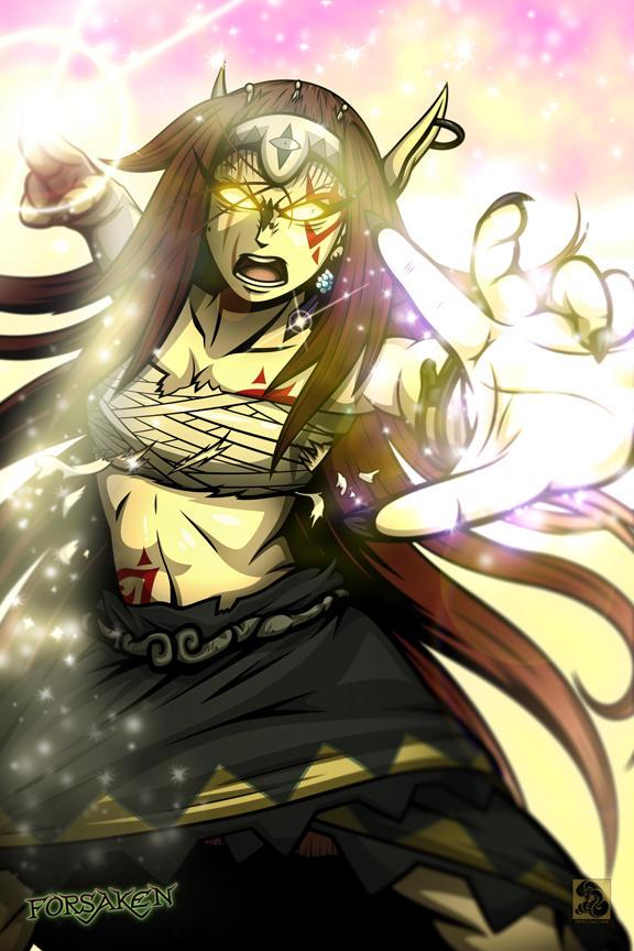 Laurada the Benevolent Warrior