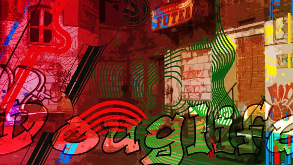 Graffiti BG by dlife