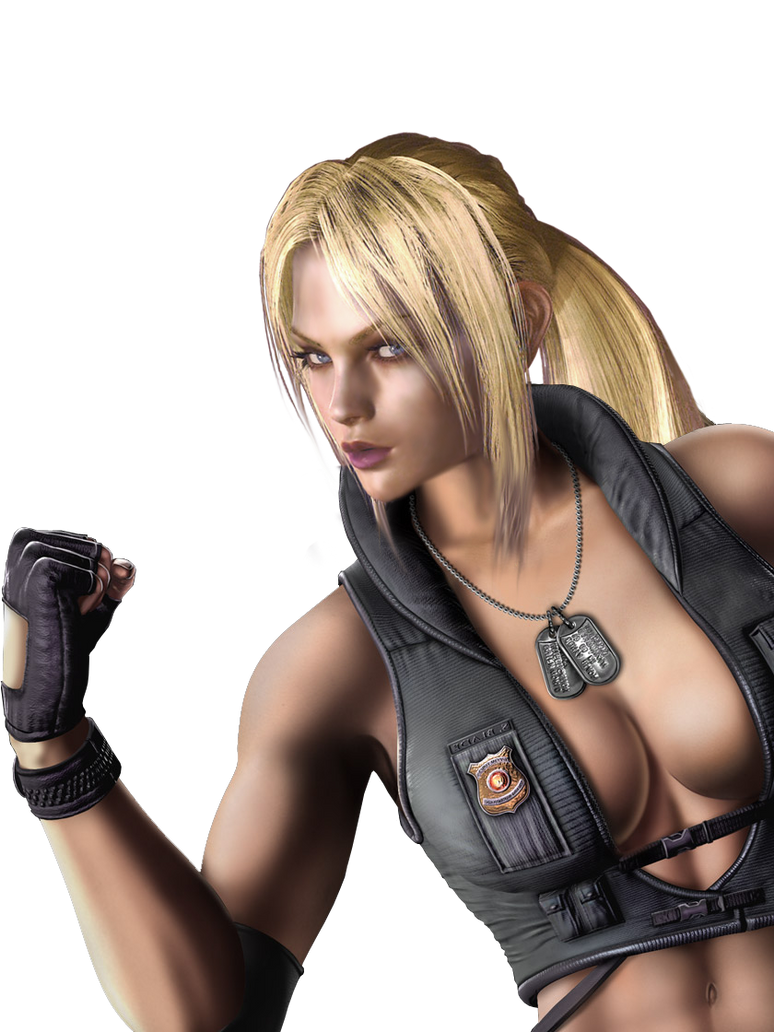 Nina Williams MK Outfit by SpyrousSeraphim