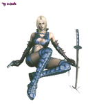 Nina Williams Death By Degrees