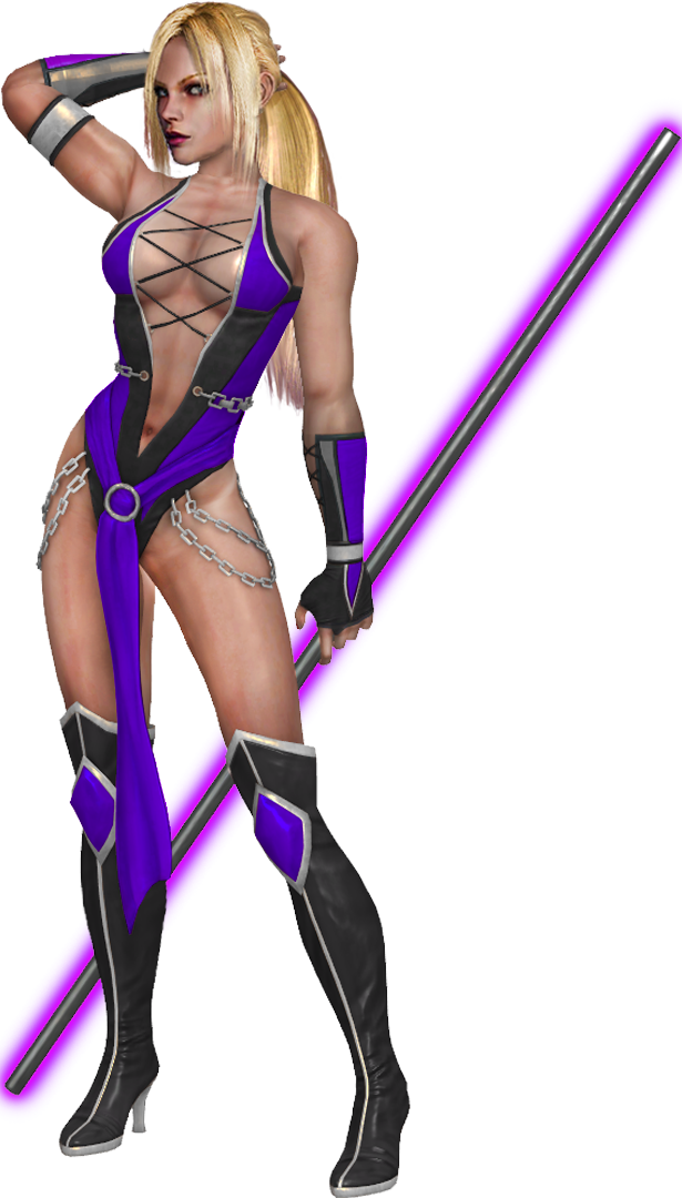 Nina Williams In Jade S Outfit By Spyrousseraphim On Deviantart