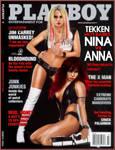 Playboy Nina and Anna Williams