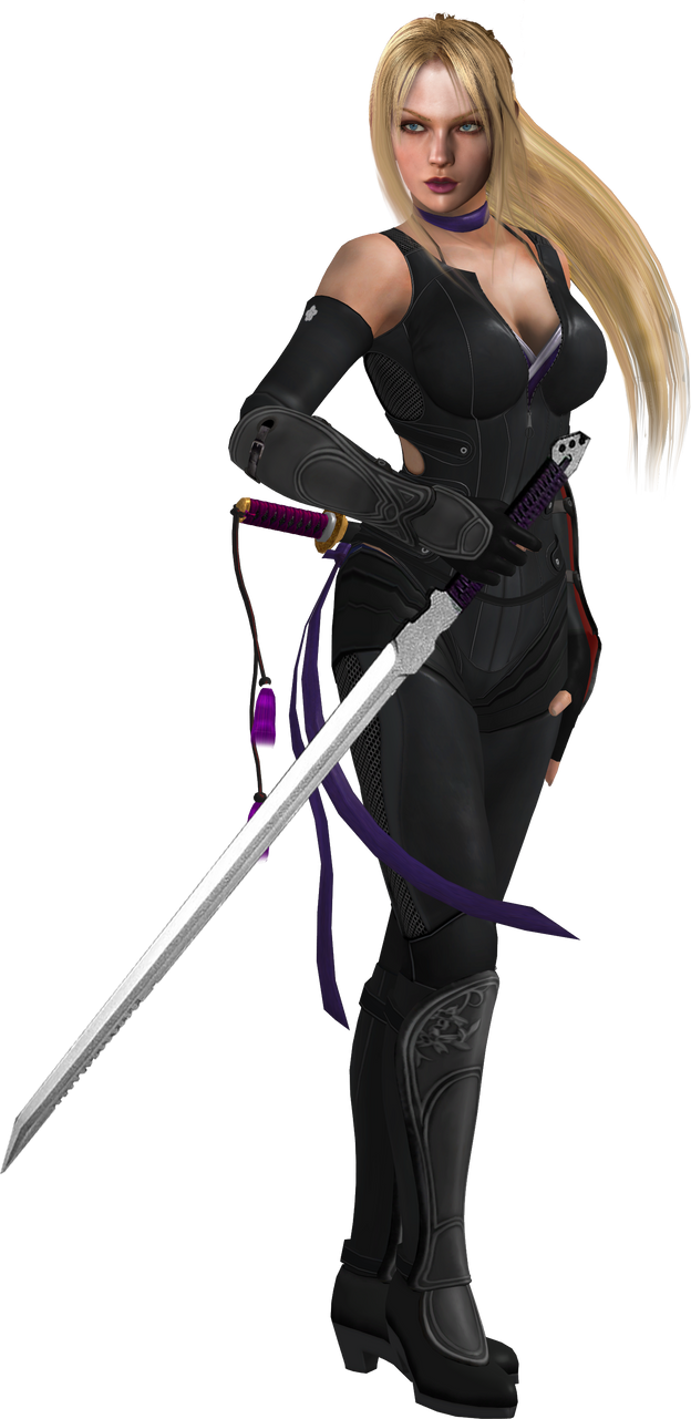 Nina Williams DoA 5 by SpyrousSeraphim