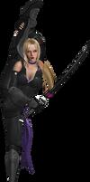 Nina Williams DoA 5 by SpyrousSeraphim