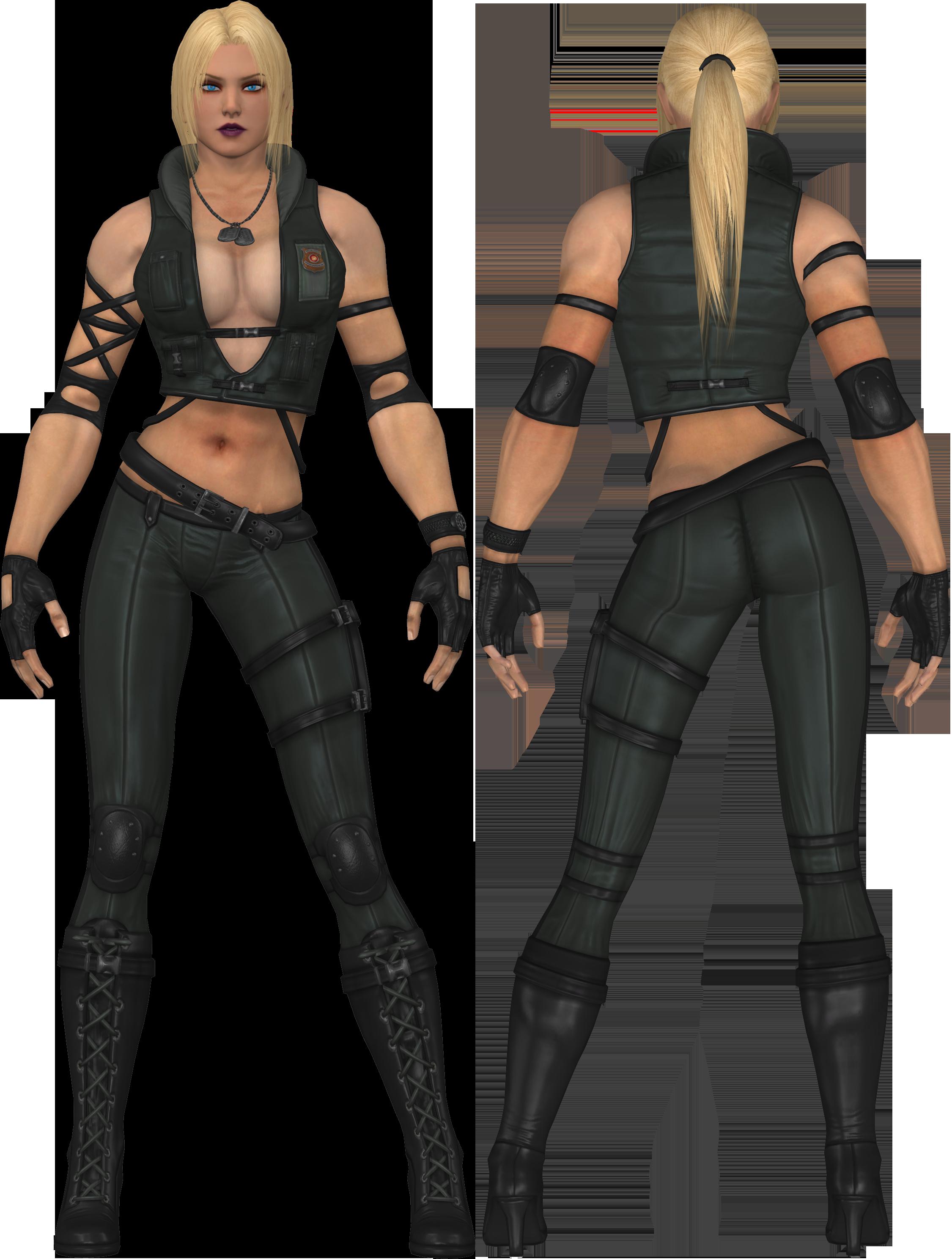 Nina Tekken Revolution 7 By Spyrousseraphim On Deviantart